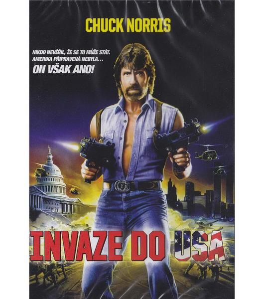 Invaze do USA - DVD