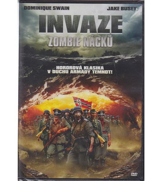 Invaze zombie nácků ( slim ) DVD