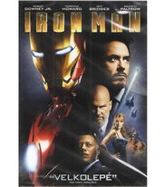 "Iron Man (2008) ""Velkolepé"" - DVD"