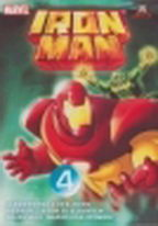 Iron man 4 - DVD