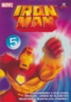 Iron man 5 - DVD