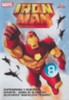 Iron man 8 - DVD