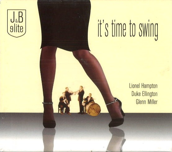 It's time to swing - CD