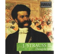 J. Strauss II. - Dunajské noči - CD