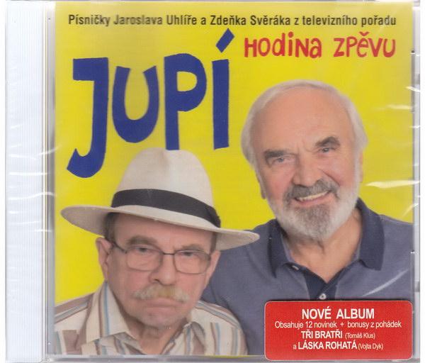 J. Uhlíř/ Z. Svěrák - Jupí - CD