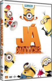 Já, padouch 2 - DVD