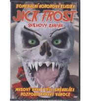 Jack Frost: Sněhový zabiják - DVD slim