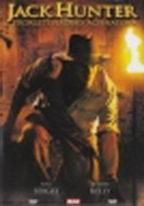 Jack Hunter : Prokletí hrobky Achnatona - DVD