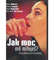 Jak moc mě miluješ? - DVD