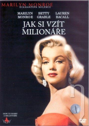Jak si vzít milionáře - DVD plast