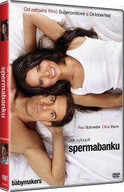 Jak vyloupit spermabanku - DVD