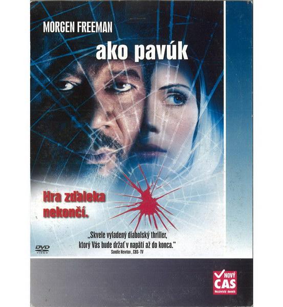 Jako pavouk - DVD