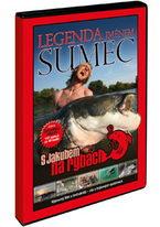 Legenda jménem sumec - S Jakubem na rybách ( plast ) DVD