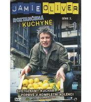 Jamie Oliver - Roztančená kuchyně 1 - série 2 - DVD