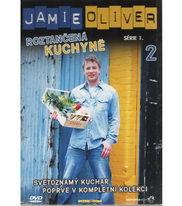 Jamie Oliver - Roztančená kuchyně 2 - série 1 - DVD