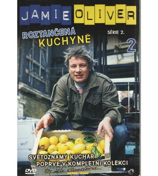 Jamie Oliver - Roztančená kuchyně 2 - série 2 - DVD