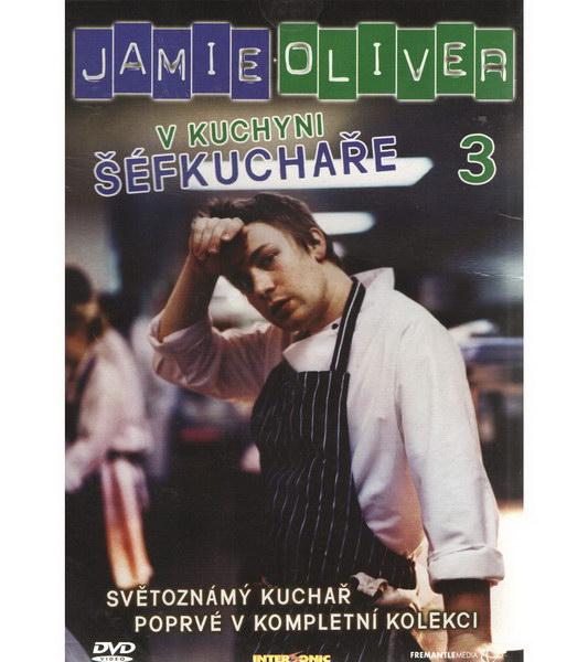 Jamie Oliver - V kuchyni s šéfkuchařem 3 - DVD