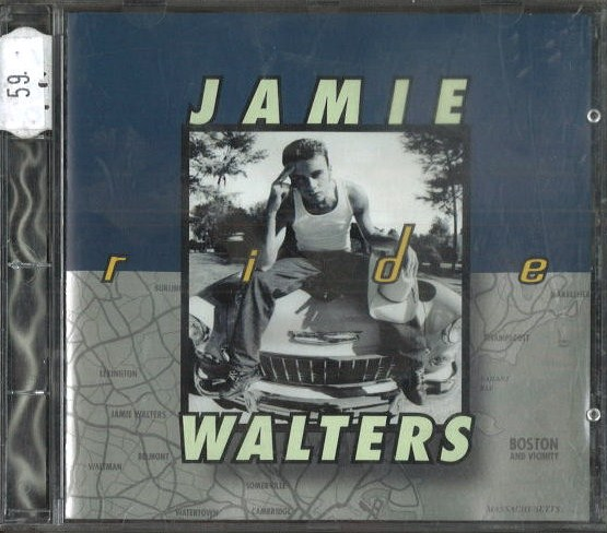 Jamie Walters - Ride - CD