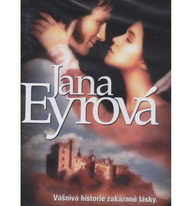 Jana Eyrová (Charlotte Gainsbourg, William Hurt) - DVD plast