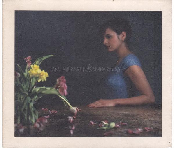 Jana Kirschner - Krajina rovina - CD