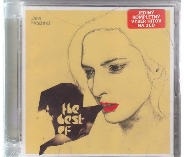 Jana Kirschner - The Best of - CD