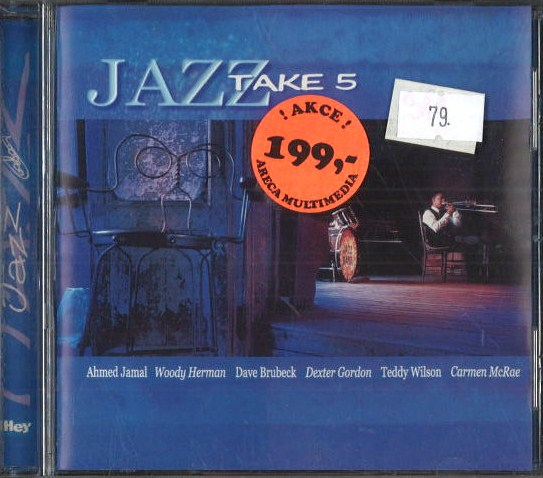 Jazz take 5 - CD