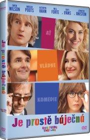Je prostě báječná - DVD