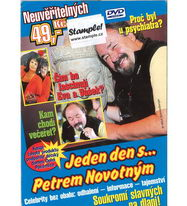Jeden den s ... Petrem Novotným - DVD