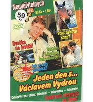 Jeden den s Václavem Vydrou - DVD