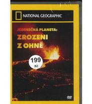 Jedinečná planeta: Zrozeni z ohně - DVD