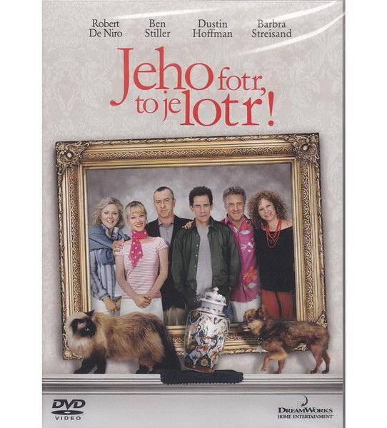 Jeho fotr, to je lotr! - DVD