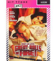 Jerry Lee Lewis: Great Balls of Fire! - DVD