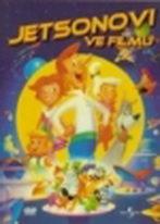 Jetsonovi ve filmu - DVD