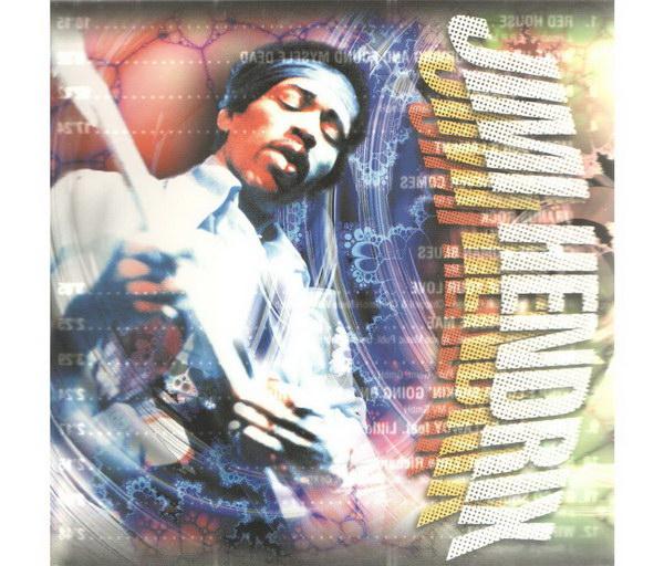 Jimi Hendrix feat. Little Richard - CD