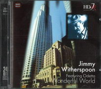 Jimmy Witherspoon - Featuring odetta Wonedrful world - CD