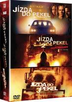 Jízda do pekel 1-3 - DVD