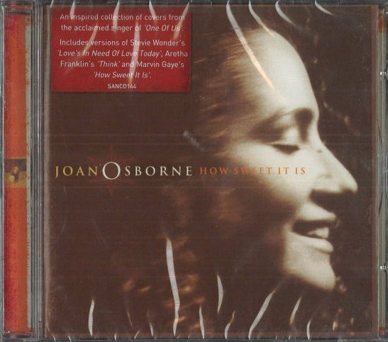 Joan Osborne - How sweet it is - CD