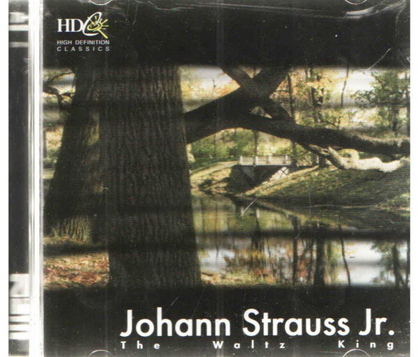 Johann Strauss Jr. - The Waltz King - CD