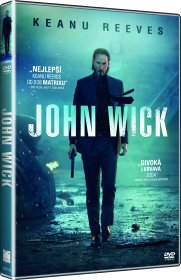 John Wick - DVD plast