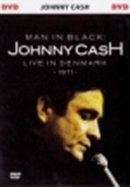 Johnny Cash live in Denmark 1971 - man in black - DVD