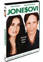 Jonesovi - DVD