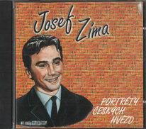 Josef Zíma - Portréty českých hvězd - CD