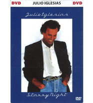 Julio Iglesias - Starry night - DVD