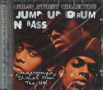 Jump up drum n bass - CD