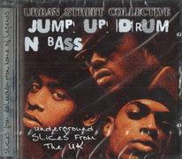 Jump up drum n bass - CD