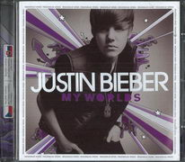 Justin Bieber - My worlds - CD