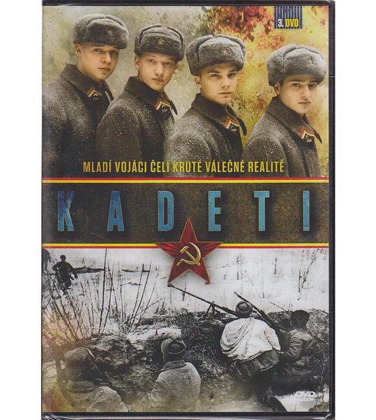Kadeti 3. DVD