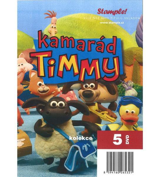 Kamarád Timmy Kolekce 5 DVD