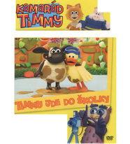 Kamarád Timmy - Timmy jde do školky - DVD