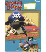 Kamarád Timmy - Timmy najde poklad - DVD pošetka